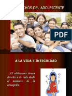 Contenido 2 Nº 03 DERECHOS ADOLESCENTE