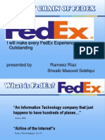 21712517 Supply Chain of FedEx
