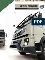 Catalogo Del Camion Volquete VOLVO FM FMX