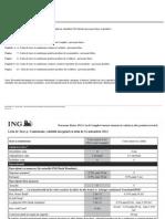 Taxe Comisioane