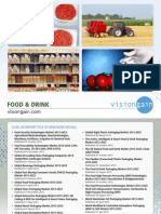 Visiongain Foor & Drink Report Catalogue EI