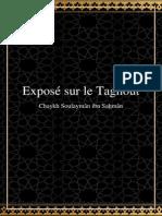 Expose Sur Le Taghout