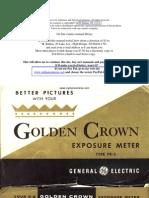 Ge Golden Crown Pr-3