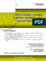 Structuring Islamic Capital Markets and Sukuk Instruments