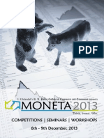 The Moneta 2013 Brochure