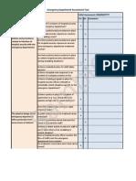Ed Assessment Tool Sample