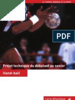 Projet Tech Handball