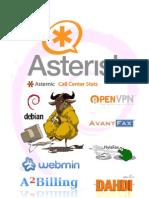 Manual Debian Lenny Asterisk ver3