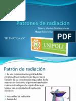 Patrones de radiación