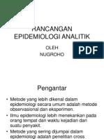 Rancangan Epidemiologi Analitik Pertemuan 6 2