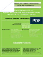 Amat2012 Abstracts Book