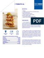 Bruschetta de Tomate Al Oliva-684