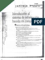 Introducción al sistema de informacion basado en computadora