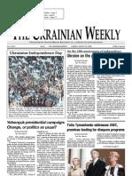The Ukrainian Weekly 2009-34