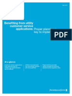 PWC Customer Service Applications