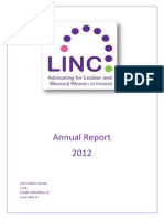 LINC Annual report 2012