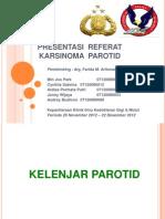121932437 Ppt FINAL Gilut CA Parotid