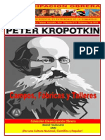 Libro No.533. Campos, Fábricas y Talleres. Kropotkin, Piotr. Colección E.O. Diciembre 7 de 2013.