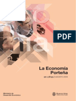 La Economía Porteña en cifras - Agosto 2009