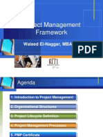 01 Project Management Framework