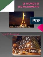 Le Monde Et Ses Monuments
