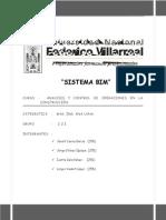 Sistema BIM
