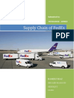 FedEx Project Report