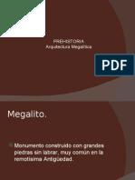 Arquitectura Megalitica