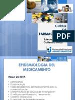 1-Epidemiolog+¡a del medicamento