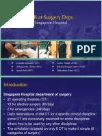 Singapore Healthcare