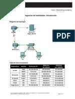 OSPF PT Practice