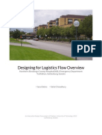 Designing for Logistics Flow Overview