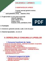 dismetabolisme lipiice
