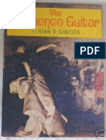 Juan Grecos Flamenco Guitar