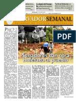 Observador Semanal del 05/12/2013