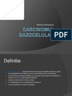 Carcinom Bazo Celular