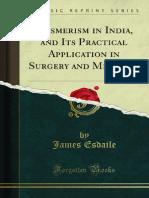 Mesmerism-in-India