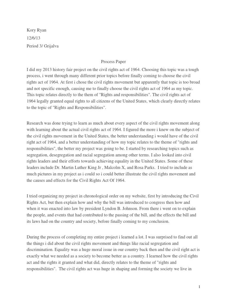 Argument essay sample