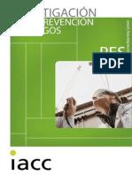 Contenido Semana 2 Investigacion de la Prevención de Riesgos.pdf