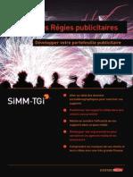 SIMM-TGI pour les régies publicitaires