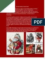 De San Nicolás a Santa Claus