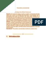 Psicoanálisis y posmodernidad