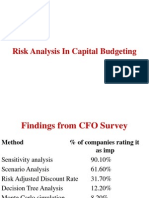Session 11 Risk Analysis in CBgrd
