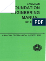 Canadian Foundation Engineering Manual 4th