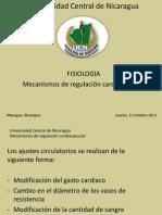 Regulación Cardiovascular (1)