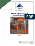 Manual de Automatizacion