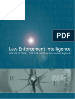Law Enforcement Intelligence
