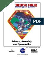 NASA ISS Expedition 4 Press Kit