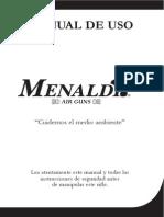 Manual de Uso Menaldi