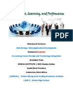 database training outline